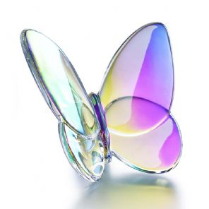 Baccarat Papillon Lucky Butterfly -  Available in a variety of colours